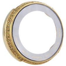 Mens Ya114215 Grammy Gucci 2 Row Canary Yellow Diamond Watch Steel Case 1.50 CT.
