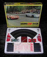 Polistil Dromo car 704 DN Rennbahn 1:43 im Originalkarton Made in Italy