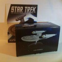 Star Trek Eaglemoss SPECIAL ISSUE USS FRANKLIN New in Box!