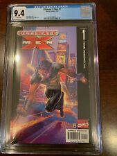 ULTIMATE X-Men #1 TOMORROW PEOPLE CGC 9.4   BEAUTY!