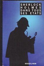 J.P.Gratias - Sherlock Holmes dans tous ses états - Rivages Noir