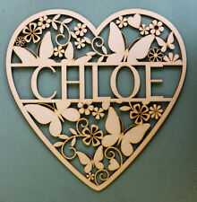 Girls Personalised Decorative Plaques & Signs