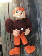 Vintage 1961 Cleveland Browns NFL Football Player Doll by Roko