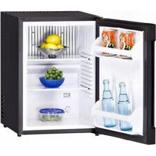Fassbierkühlschrank A+ in Silber für max 30ltr mit Alu-Bodenplatte /& LED Licht