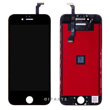 """Front LCD Display Touch Screen Digitizer Assembly for iPhone 6 4.7"""" (Black)"""