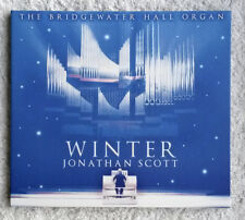 Jonathan Scott - Winter (The Bridgewater Hall Organ) [2016], Musik-CD