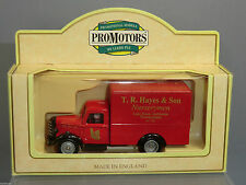 Lledo Bedford Plastic Diecast Delivery Trucks
