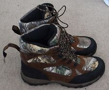 Rocky Men's GameSeeker Realtree AP Xtra camouflage/brown/black Hunting Boots,13