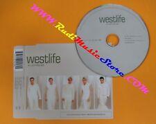 CD singolo WESTLIFE IF I LET YOU GO 1999 no mc lp vhs dvd (S11)