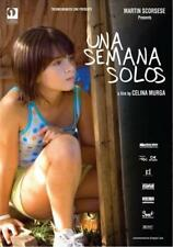 UNA SEMANA SOLOS DVD 14 YEAR OLD GIRL AND A GANG USED VERY GOOD
