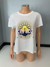 Kenzo Women's  T Shirt Short Sleeve Top Size XL Uk 12 VGC