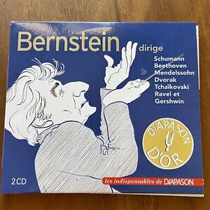Leonard Bernstein - Bernstein Dirige Schumann, Beethoven, Mendelssohn, Dvorak...