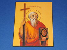 ORTHODOX RUSSIAN ICON - ST ANDREW THE FIRST- CALLED