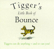 Tigger's Little Book of Bounce (The wisdom of Pooh), A. A. Milne, Used; Good Boo