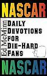 Daily Devotions for Die Hard Fans NASCAR by Ed McMinn 2010 Paperback NEW