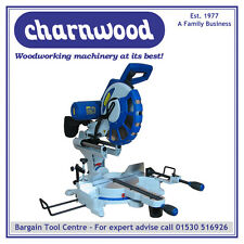 "CHARNWOOD 305DBP 12"" Mitre Saw & Floorstand Package"
