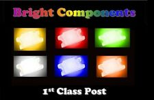 SMD / SMT LED - 0402, 0603, 0805, 1206 - Red, Blue, Green, White, Orange, Yellow