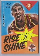 2012-13 PANINI PAST AND PRESENT KYRIE IRVING RISE N SHINE INSERT #99