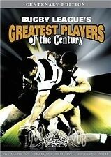 NRL - A Century of Great Players (DVD, 2008)