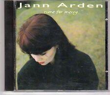 (EF715) Jann Arden, Time For Mercy - 1993 CD