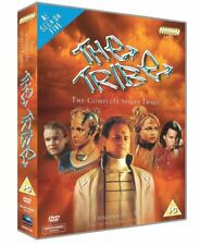 THE TRIBE COMPLETE SEASON 3 DVD Third Series Original UK Release New Sealed R2