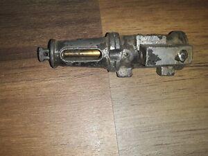 Vintage Weeden/ Bing steam engine.