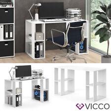 Schreibtisch ARIAN Arbeitstisch Bürotisch Regal PC Tisch Schublade Ablage Vicco