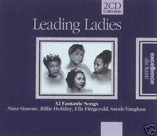 Leading Ladies - 32 tu chansons DCD