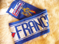 France Scarf Made in Britain