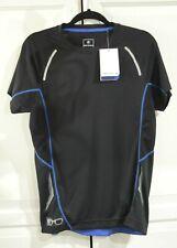 BMW Group Athletics SPORTS T-SHIRT Men's S Black Quick Dry,  Genuine! NWT
