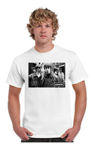 Oasis Band Singer Gildan T-Shirt Gift Men Unisex S,M,L,XL,2XL Choose One