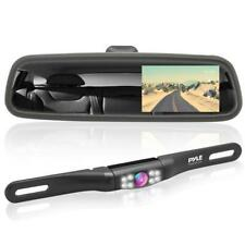 Pyle Rearview Backup Camera & Monitor System, 4.3'' LCD Display, Night Vision