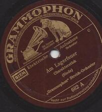 Grammophon Orchester 30er Jahre : Im Zigeunerlager + Am Lagerfeuer