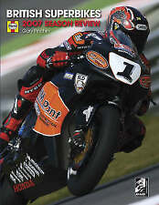 Official British Superbike Season Review 2007-ExLibrary
