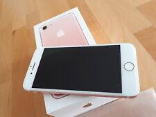 Apple iPhone 7 32GB in Roségold simlockfrei + iCloudfrei + TOPP !