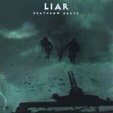LIAR - DEATHROW EARTH ** CD ORIGINALE USATO COME NUOVO
