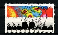 Germany 1998 SG#2835 Max Planck Society, Science Used #A25147