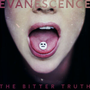 Evanescence : The Bitter Truth CD 2 discs (2021) ***NEW*** Fast and FREE P & P