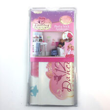 New Barbie in the 12 Dancing Princesses Repositionable Wall Decor Art Applique