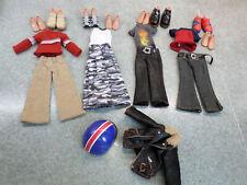 Bratz Boyz Doll Clothes Bundle Please see Photographs for Description