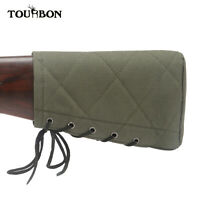 Tourbon Nylon Adjustable Rifle Recoil Pad Slip-On Buttstock Extension Cover