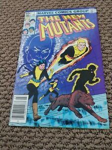 The New Mutants #1 Marvel First Solo Series  HIGH GRADE!