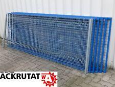 7 St. Rückwandgitter lichte Weite 2700 mm Schutzgitter Palettenregal Stahlgitter