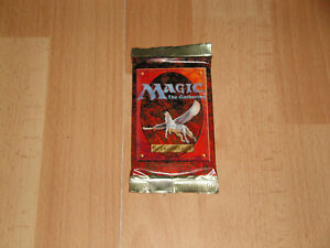 MAGIC THE GATHERING 4TH FOR 1 BOOSTER PACK BY WIZARDS BRAND NEW FACTORY SEALED C
