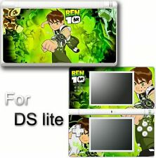 Ben 10 Ten Ben10 VINYL SKIN STICKER COVER for DS LITE 4