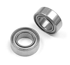 Xray RC Car spares Ball-Bearing MR95ZZ 5x9x3 (2) Part XR930509 RC Car