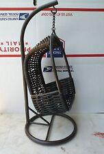 MID CENTURY MODERN Hanging Basket Birdcage Chair MINIATURE SALESMAN SAMPLE MINT!
