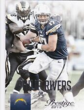 Philip Rivers  2015 Panini Prestige Football Sammelkarte, #175