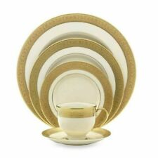 Lenox Westchester Gold-Banded 5-Pieces Set