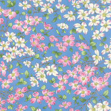 MODA Fabric ~ DOGWOOD TRAIL II ~ Sentimental Studios (33031 18) by the 1/2 yard